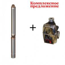"""Насос Водолей 3""""БЦПЭ-0,5-32У"""