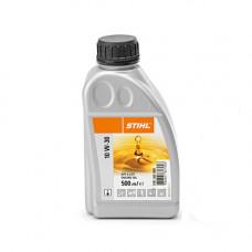 Моторное масло STIHL 10 W-30 0,5 л