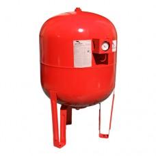 Гидроаккумулятор Дельфин EDS-100VL (красный)