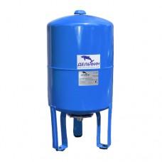 Гидроаккумулятор Дельфин EDS-50VL (синий)