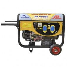 Бензиновый генератор Дельфин SR 4500i