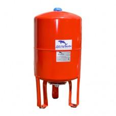 Гидроаккумулятор Дельфин EDS-50VL (красный)