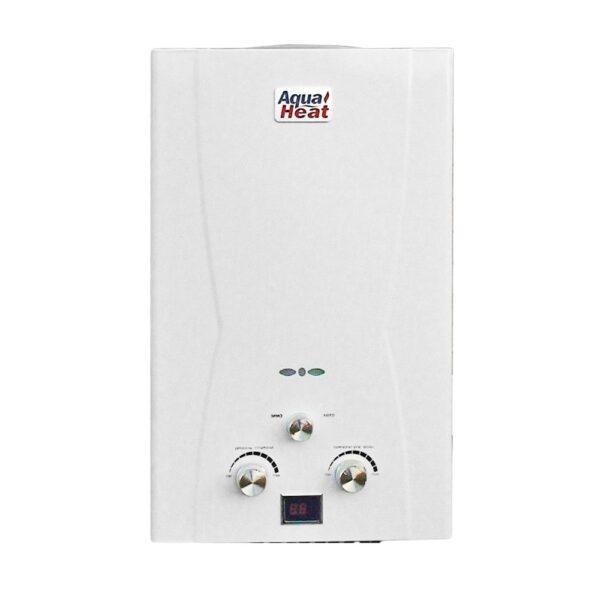 Газовый водонагреватель «AquaHeat» дымоходный серии White 1