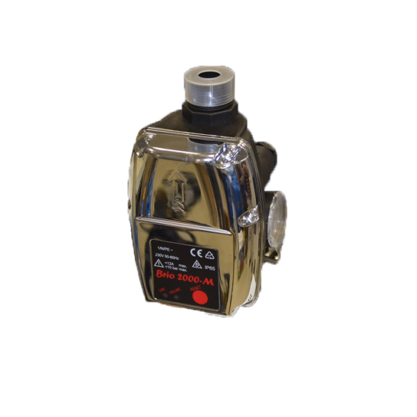 Электронный контроллер давления Brio 200